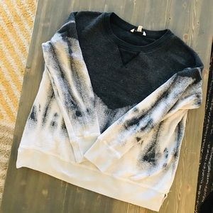 American Eagle Outfitters fuzzy sweatshirt